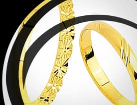 Bague Or Jaune BijouxenVogue