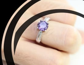 Bague Strass BijouxenVogue