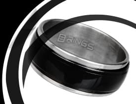 Bague Homme B-Rings BijouxenVogue