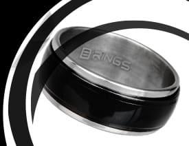 Bague B-Rings Pour Homme BijouxenVogue