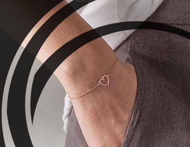 Bracelet Cœur BijouxenVogue