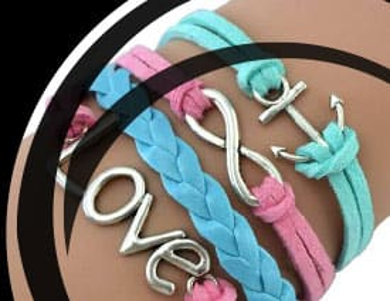 Bracelet Infini BijouxenVogue