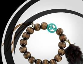 Bracelet Peace BijouxenVogue