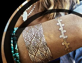 Flash Tattoos BijouxenVogue