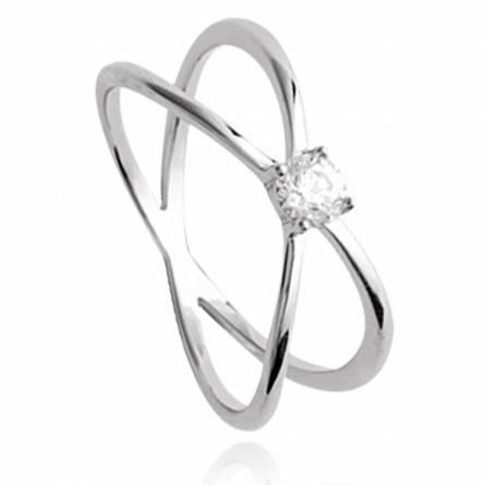 戒指 女士 银 Alta