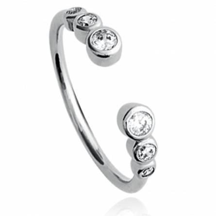 戒指 女士 银 Raban