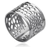 Anillo mujer acero Christelle