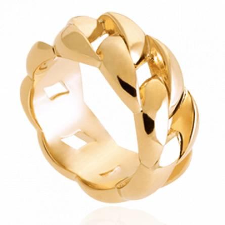 Bague femme plaqué or Fersia