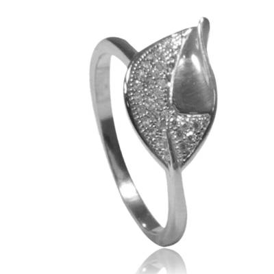 Bague star glam