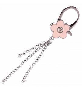 Bijou de sac Porte-Charms fleur Yveline