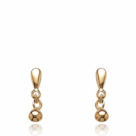 Boucles d'oreilles Anelle