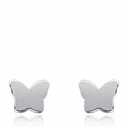 Boucles d'oreilles femme argent Cearra