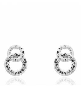 Boucles d'oreilles femme Jenyly ronde