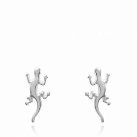 Boucles d'oreilles Petite Salamandre