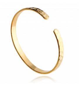 Braccialetto donna placato in oro Chiarina