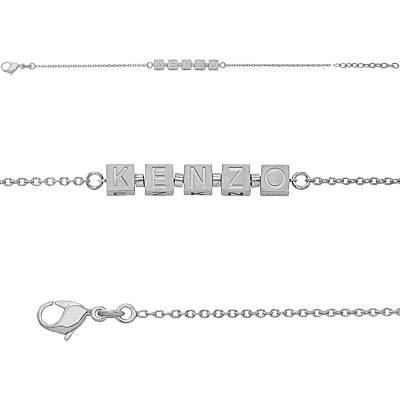 Bracelet argent Kenzo Cadra