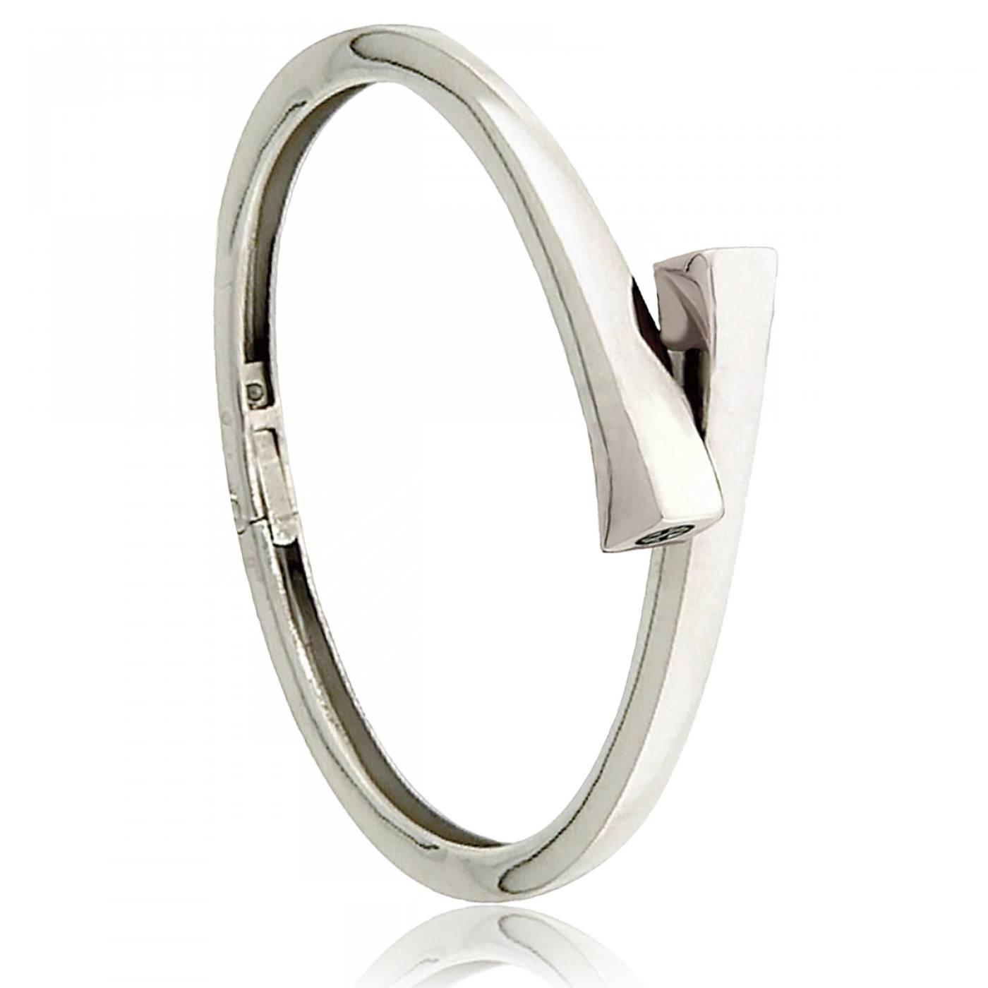 bracelet femme ligne kyoto argent kenzo. Black Bedroom Furniture Sets. Home Design Ideas