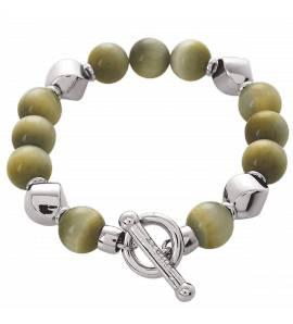 Bracelet argent pour charm's boule Ivresse