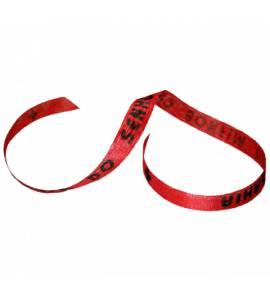Bracelet brésilien du Senhor do Bomfim rouge