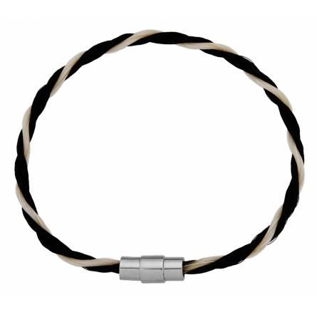 Bracelet crins de cheval aimance
