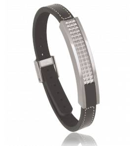Bracelet cuir Ares