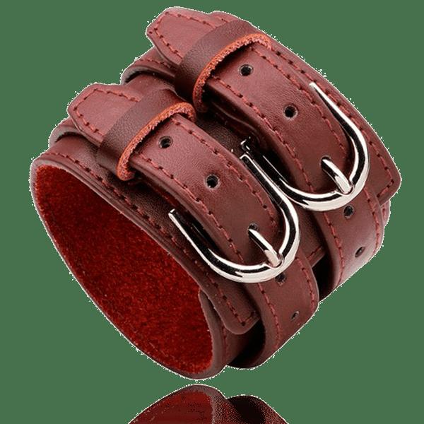 bracelet cuir homme de force