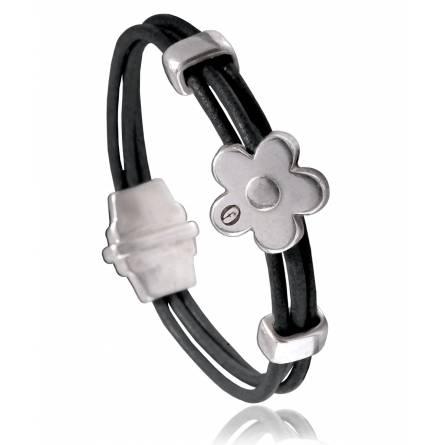 Bracelet Dolomiti noir Oclaf