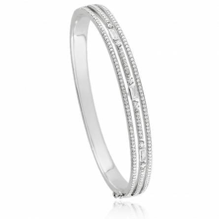 Bracelet femme argent Bellanasia