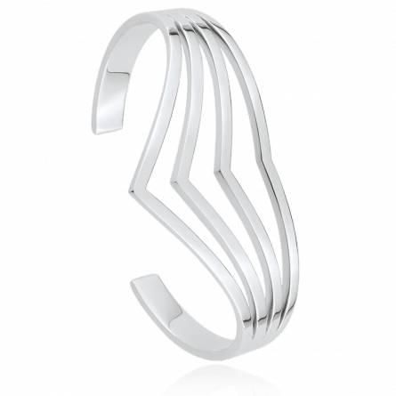 Bracelet femme argent Minelia
