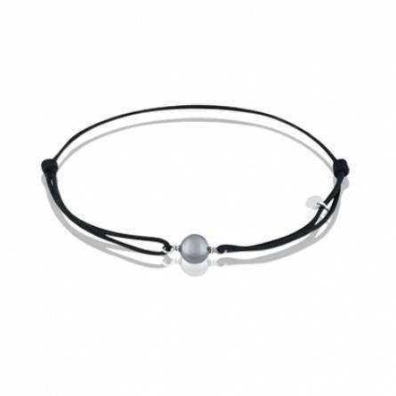 Bracelet femme fils-cordon Hebya