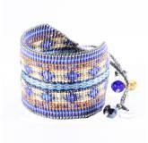 Bracelet femme perle
