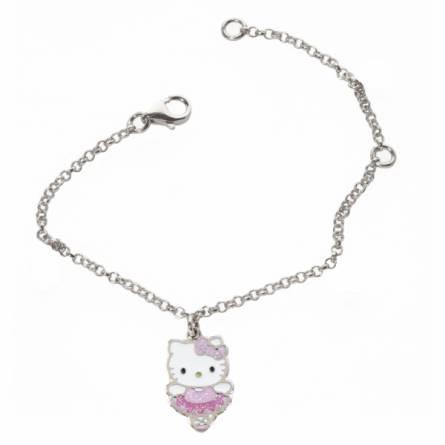 Bracelet Hello Kitty Star bright rose