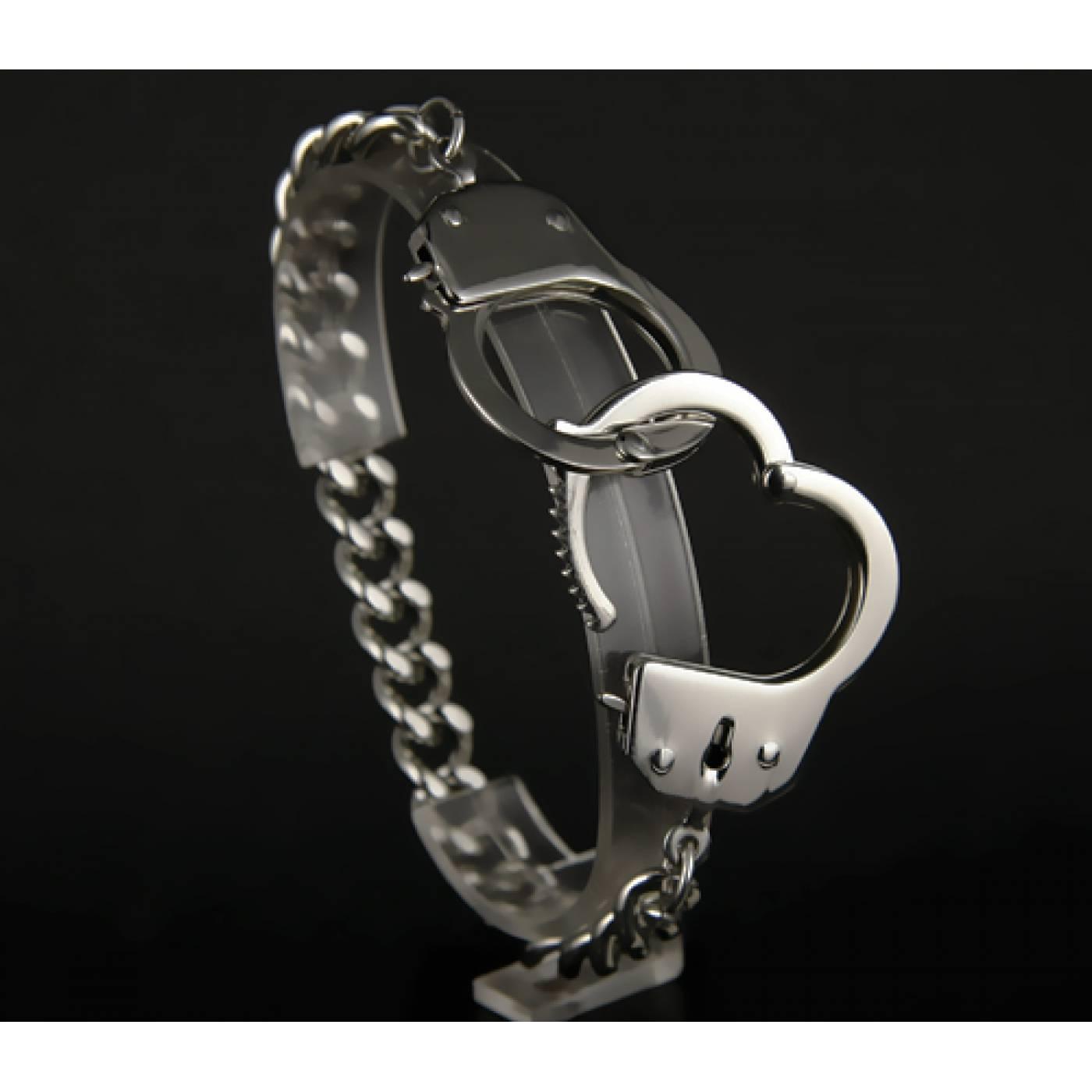 bracelet homme acier 2344. Black Bedroom Furniture Sets. Home Design Ideas