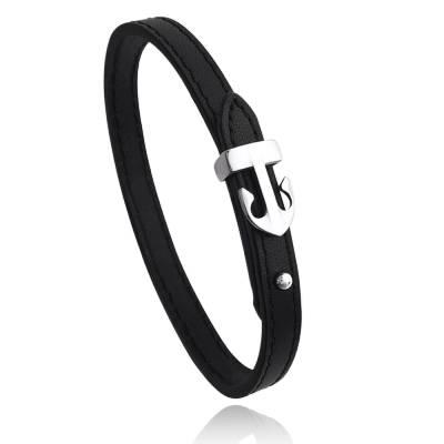 Bracelet homme acier Nahel