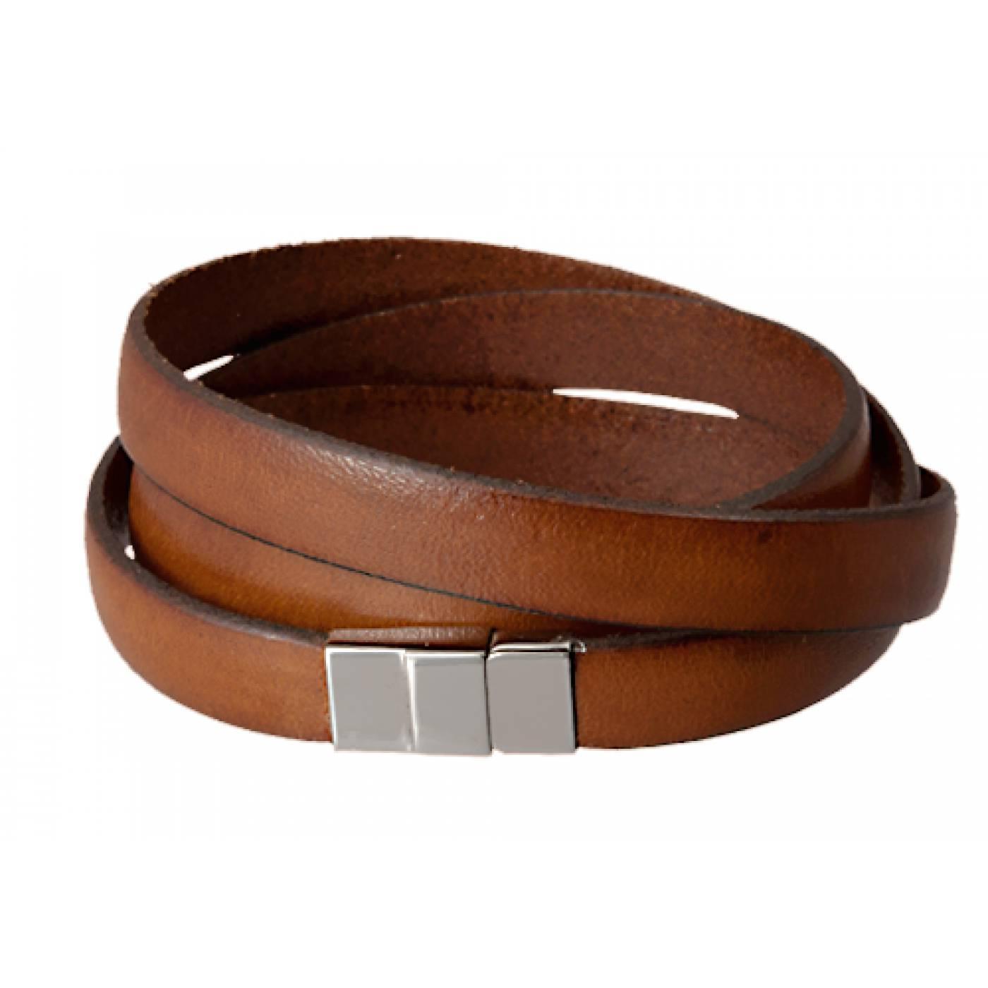 bracelet homme cuir di angelo 2410. Black Bedroom Furniture Sets. Home Design Ideas