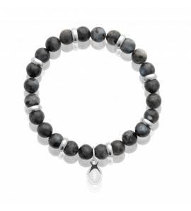 Bracelet homme pierre Labradorite