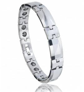 Bracelet homme tungstène harmonie