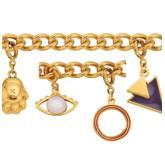 Bracelet Kenzo ligne Lucky avec Charms