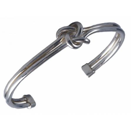 Bracelet Navale fil d'Argent Pamphile