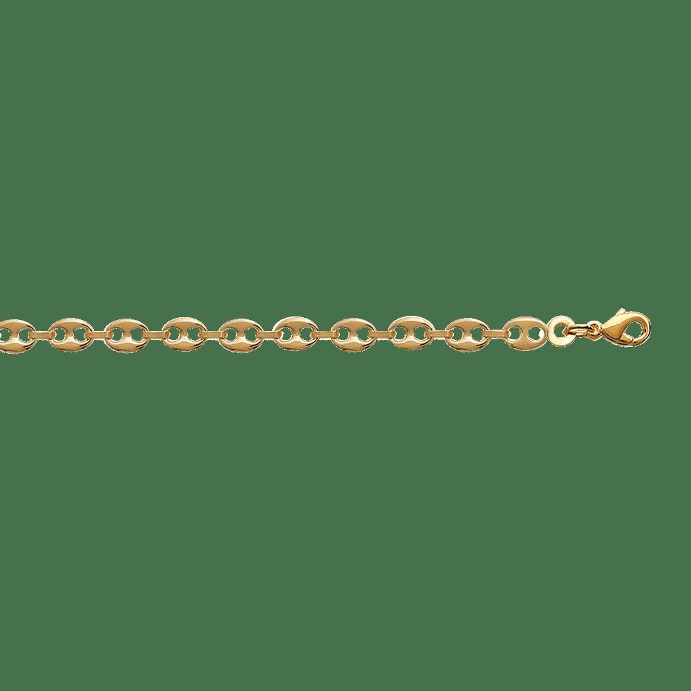 collier grain de cafe femme plaque or