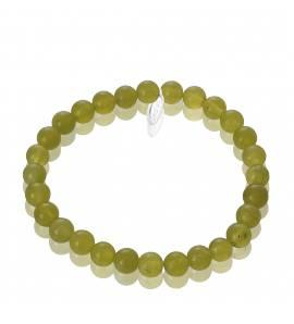 Bracelet pour charm's jaune Adoration