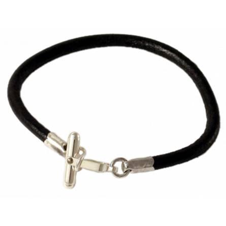 Bracelet Spartiate Cuir Paula