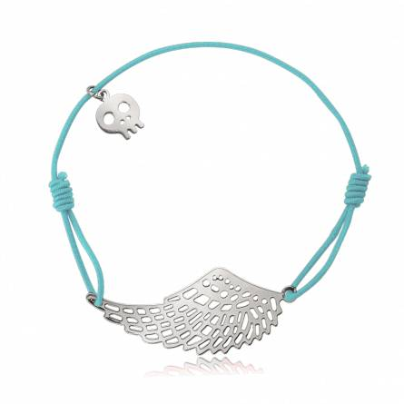Bracelet turquoise aile Magna