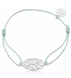 Bracelet Vert Turquoise Alrun