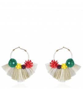 Cartagena Earring S Color