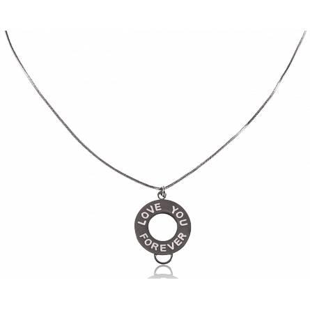 Charm's Halsketten frauen Yumi schwarz