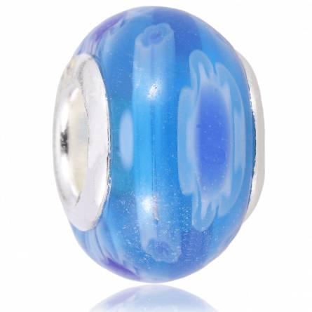 Charms viamentico bleu azur