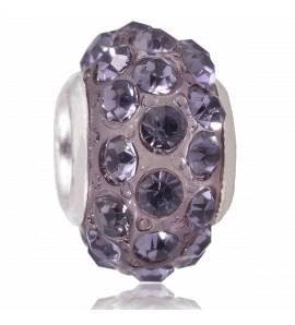 Charms viamentico cristal violet