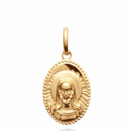 Ciondolo placato in oro Ajith