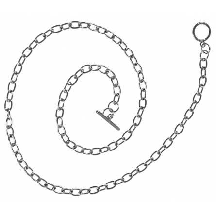 Collier chaine Porte-Charms diamentina